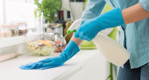 Disinfecting and Safety Tips to Prevent COVID-19