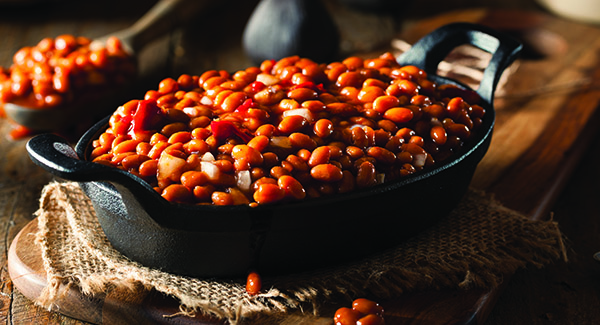 Arthritis-Friendly Barbecued Beans