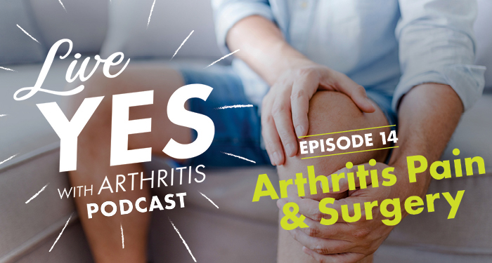 Arthritis Pain & Surgery