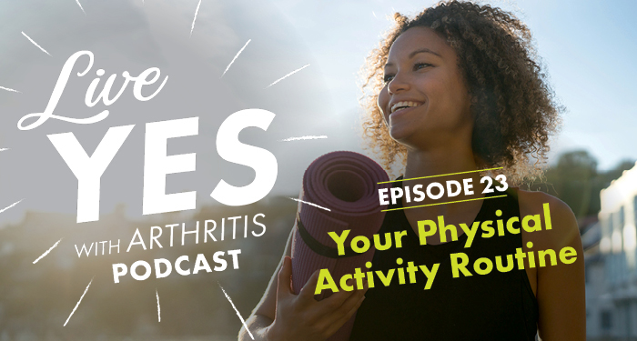 Your Physical Activity Routine