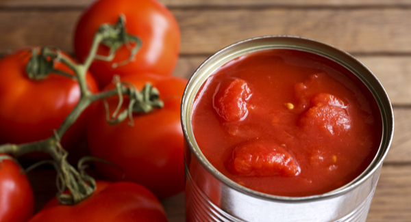Five Meals from Canned Tomatoes