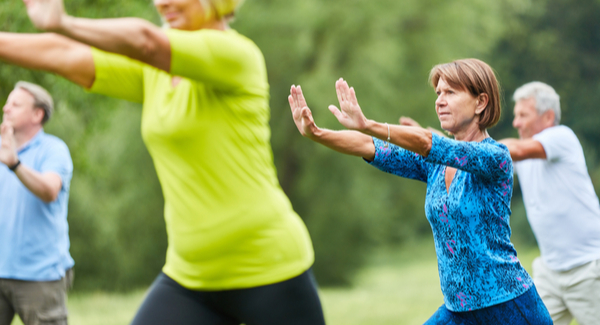 Tai Chi Shown to Ease Back Pain