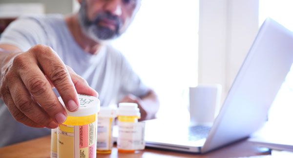 Benefits and Medication Checklist