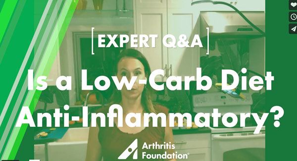Expert Q&A: Is a Low-Carb Diet Anti-Inflammatory?