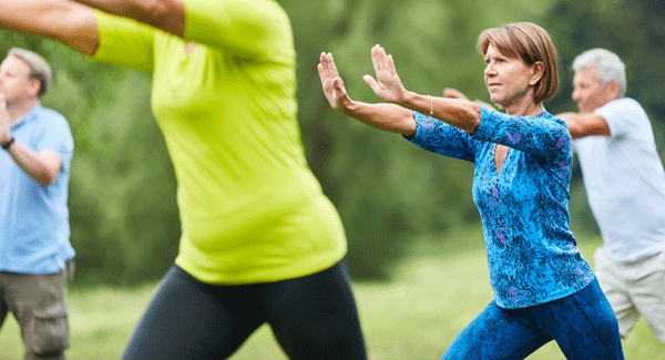 Tai Chi Exercises for Arthritis