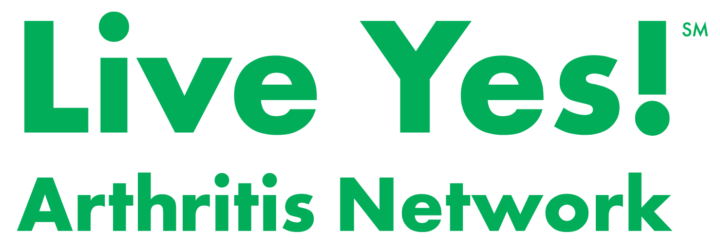 Live Yes! Arthritis Network