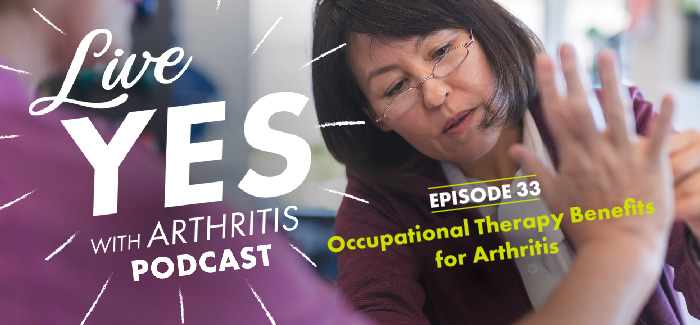 Occupational Therapy Benefits for Arthritis