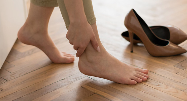 When Ankle Pain May Mean Arthritis